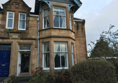 Stone replacement and restoration Falkirk