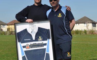 Proud Sponsors of Livingston Rugby Football Club